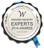 Wedding Industry Experts Awards Winner